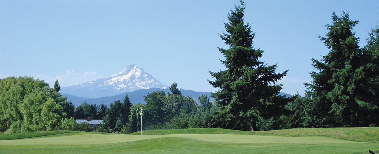 Hood River Inn Golf Packages