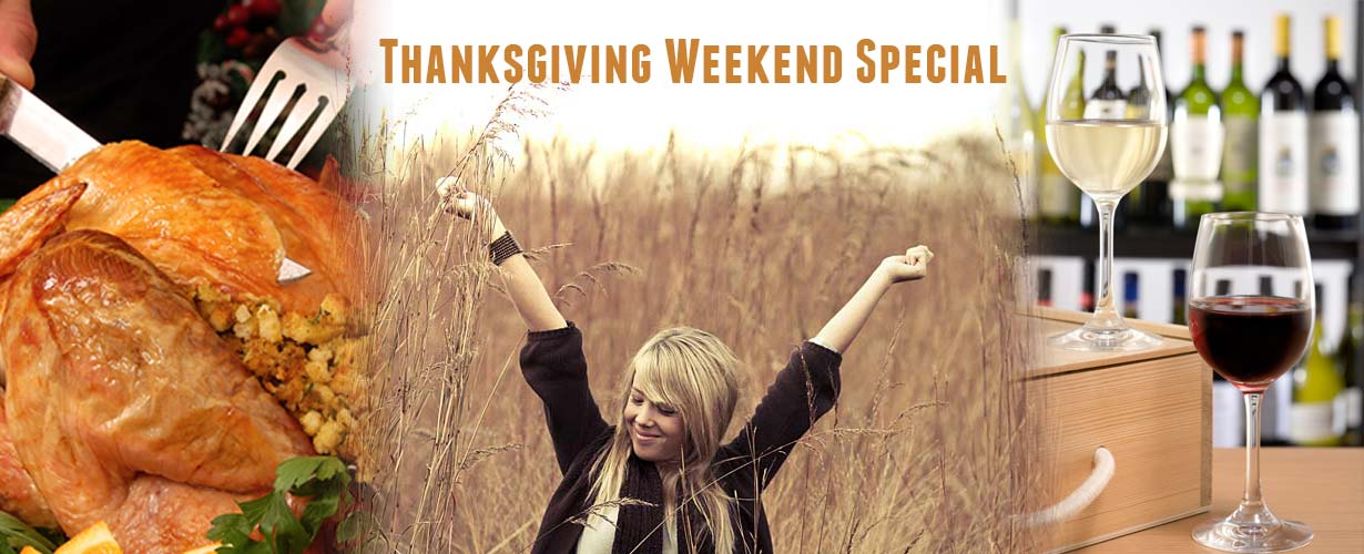 Hood River Inn Thanksgiving Weekend Special