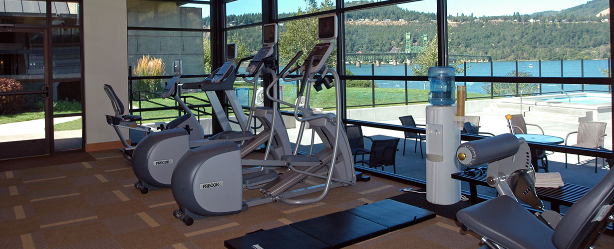 Fitness At The Best Western Plus Hood River Inn